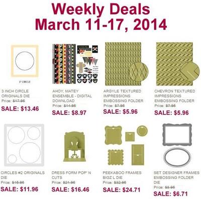 weekly deals 11.18