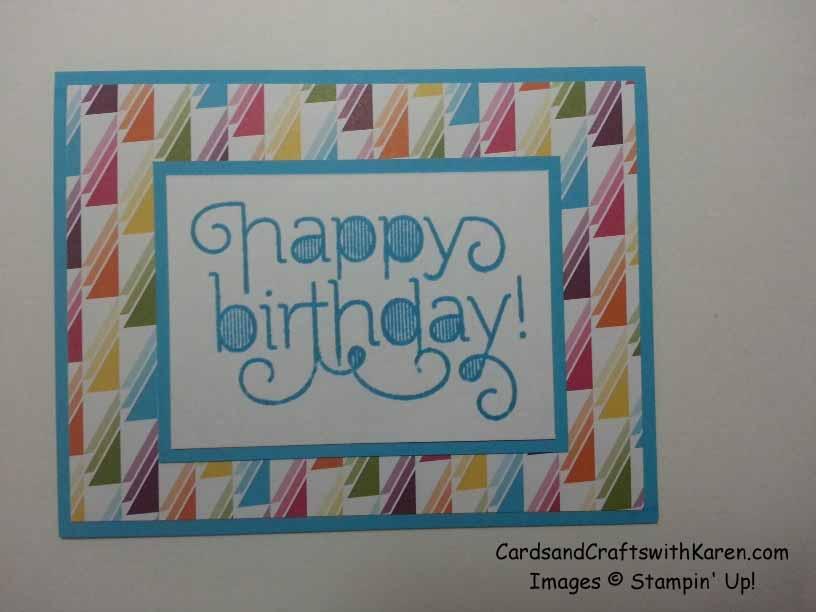 birthday age awareness card