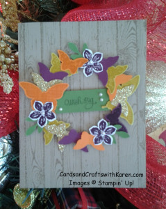 Butterfly 2 card