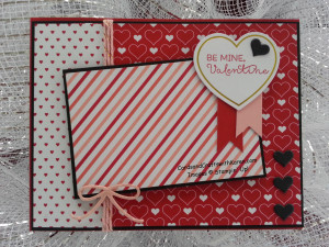 Valentine card large