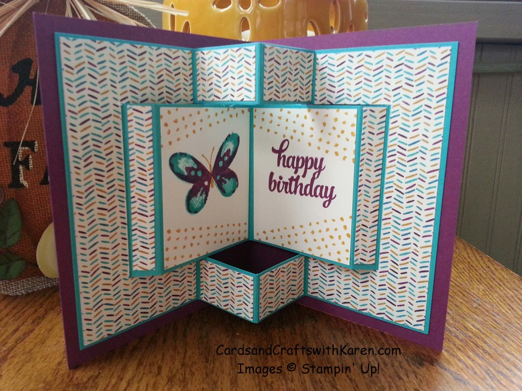 Maya birthday card inside