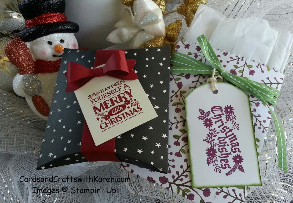 Christmas Gift Card package small