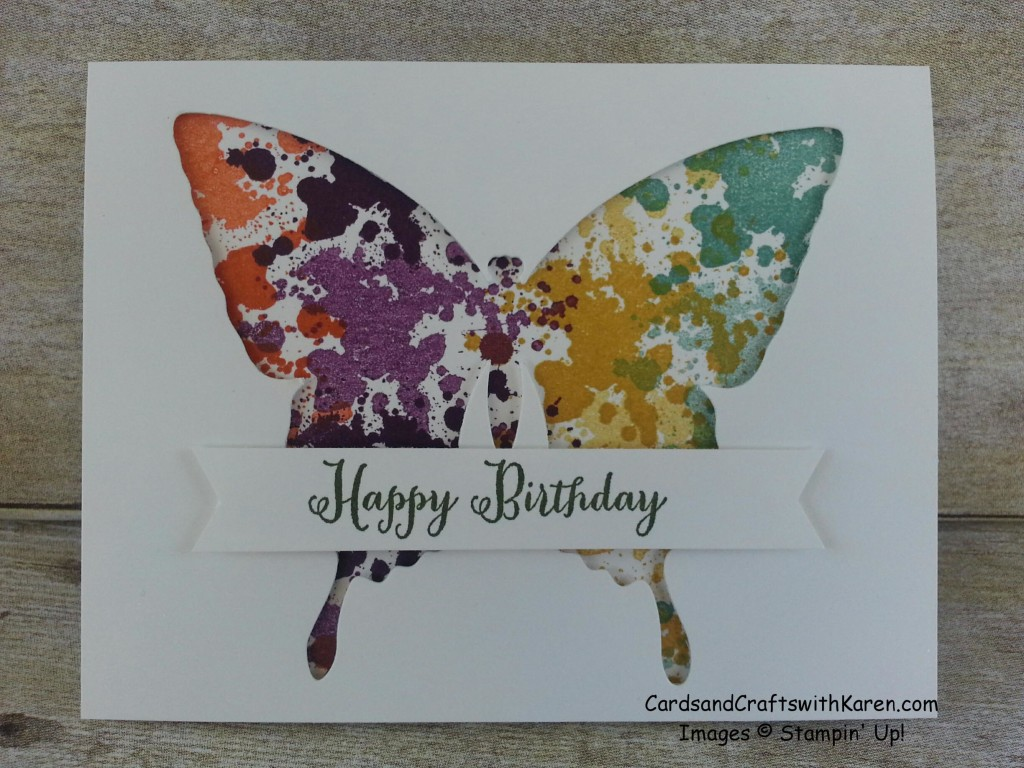 Butterfly with InColors