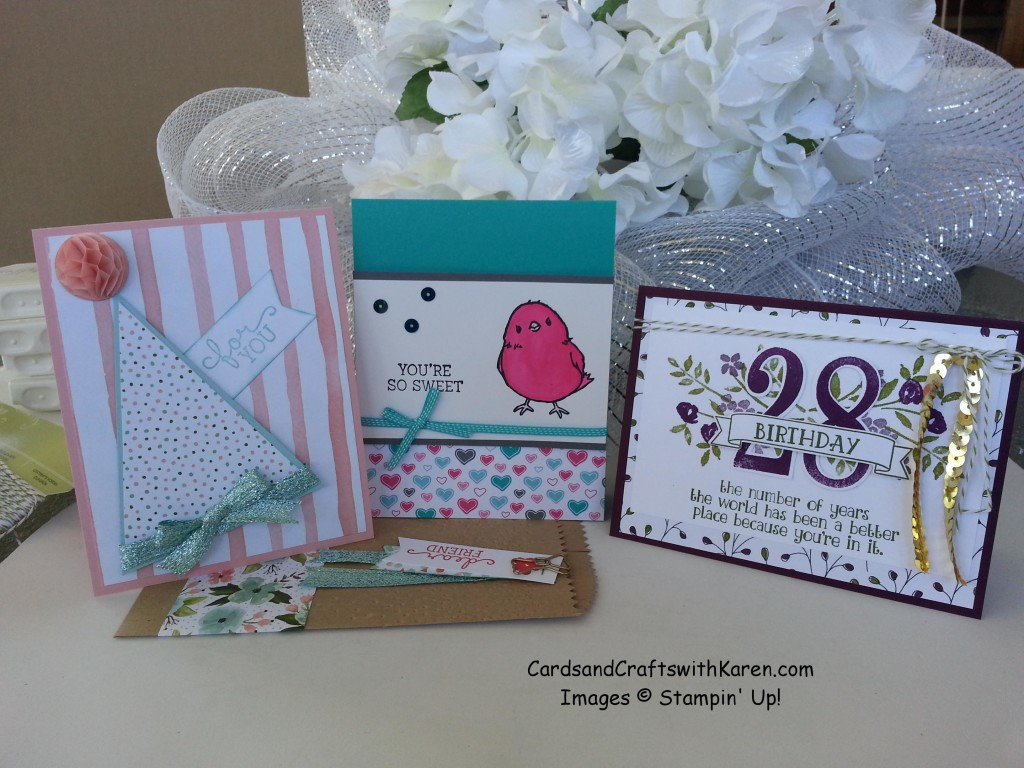 February 2016 Sunday Stampers Card