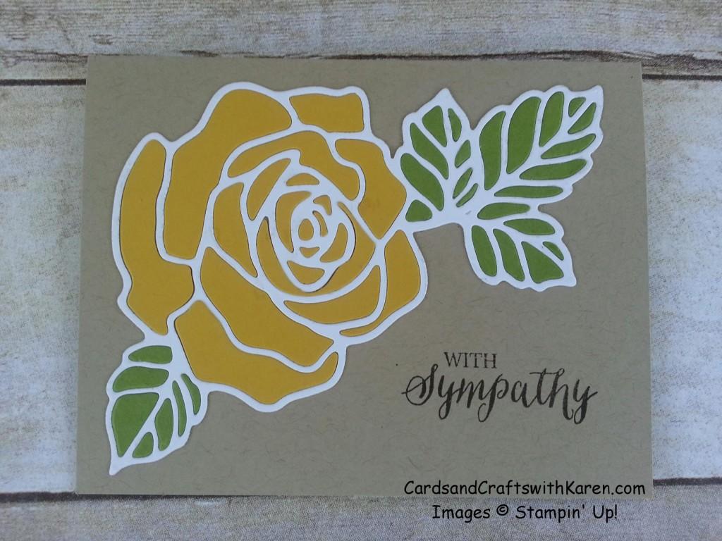 Rose Garden Sympathy