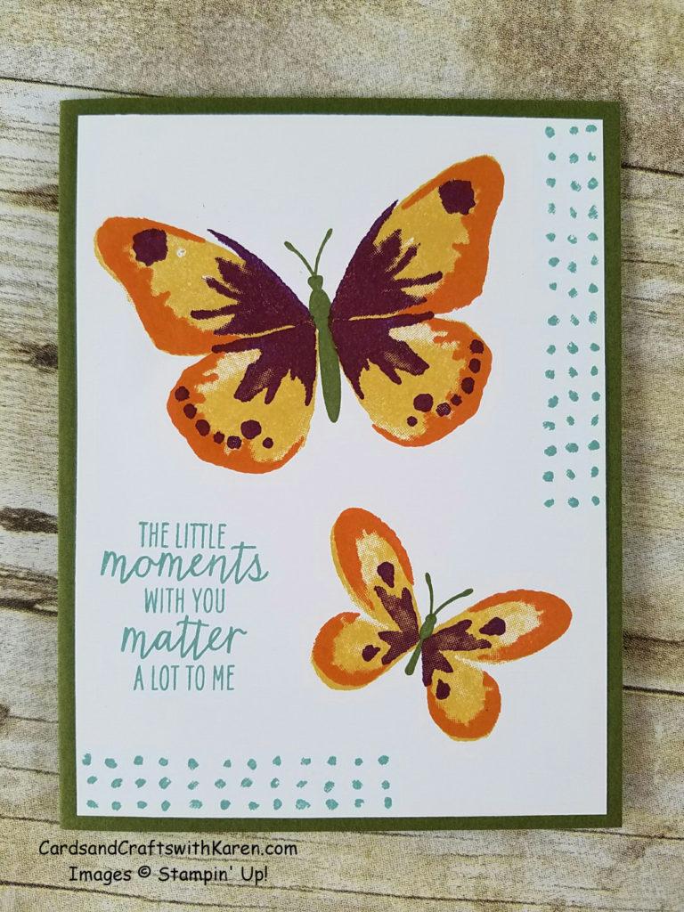 Simple Saturday Butterflies