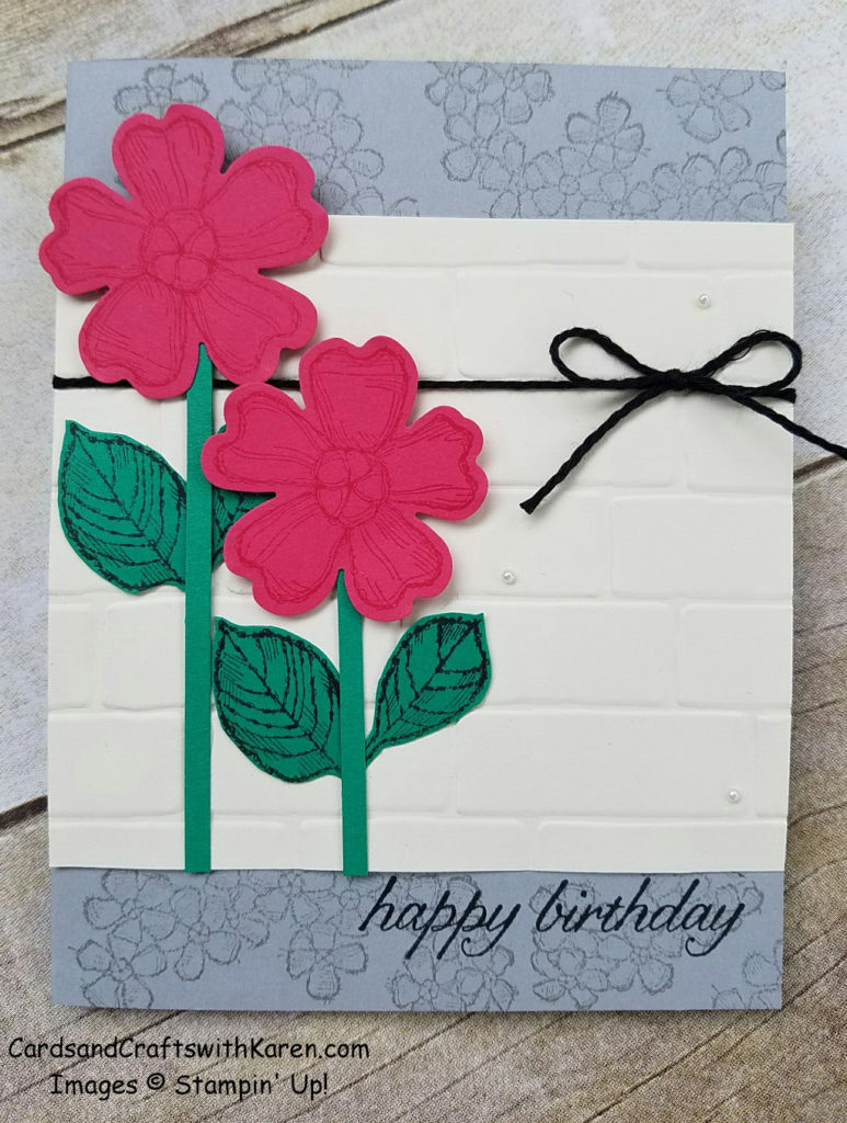Birthday Blossoms Card v2