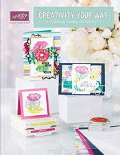New Annual Catalog Time! | Cards and Crafts with Karen
