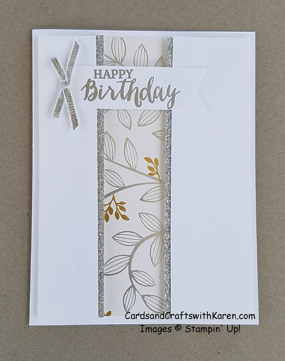 Springtime foils specialty designer series paper cards and thank you for taking the time to stop by hope you are inspired to try stamping kristyandbryce Choice Image